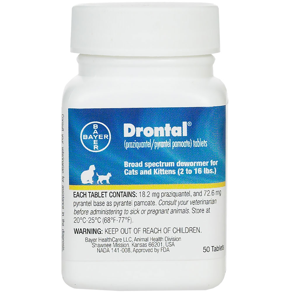 Drontal for Cats