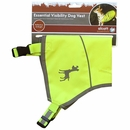 Essential Visibility Dog Vest Neon Yellow - Medium