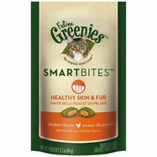 Feline Greenies SMARTBITES Skin & Fur Chicken (2.1 oz)