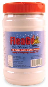 FleaGo Magic Crystal (2 lb)