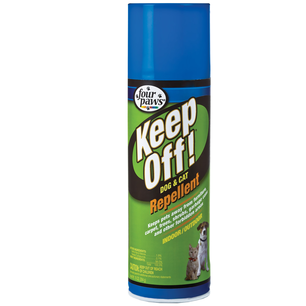 Four Paws Keep Off Dog Amp Cat Repellent 10oz