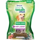 Fresh Breath Plus Dental Treats Hip & Joint - Regular (10 chews)