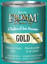 Fromm Gold Dog Food - Canned Chicken & Duck Pate (12x13 oz)