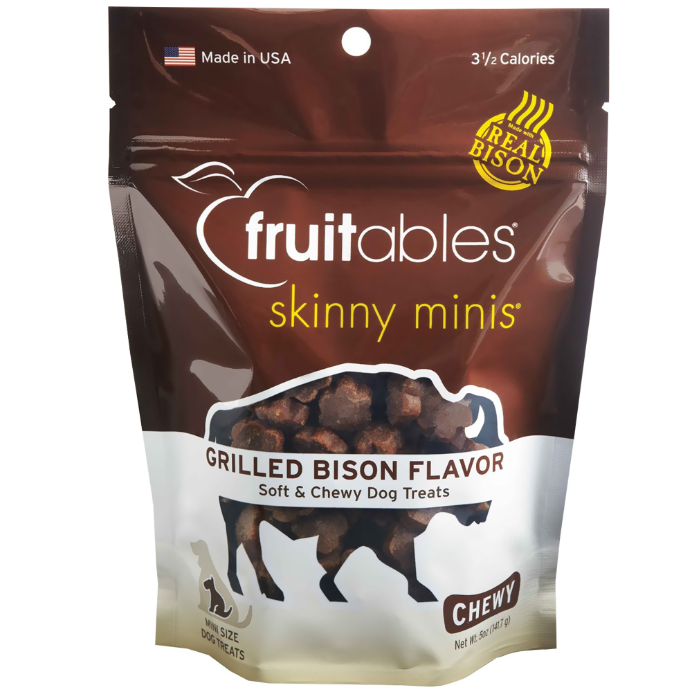 Fruitables Skinny Minis Soft Amp Chewy Dog Treats Grilled
