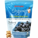 Grandma Lucy's Organic Blueberry Cookies Dog Treats (14 oz)