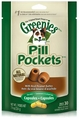 GREENIES Pill Pockets Peanut Butter Capsule (7.9 oz)