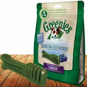 GREENIES® Bursting Blueberry Treat-Pak™ - LARGE 8 Treats (12 oz)