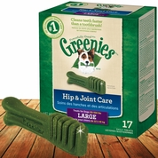 GREENIES® Hip & Joint Care Canine Dental Chews - LARGE (27 oz)