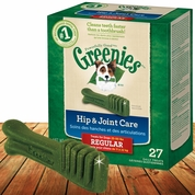 GREENIES® Hip & Joint Care Canine Dental Chews - REGULAR (27 oz)