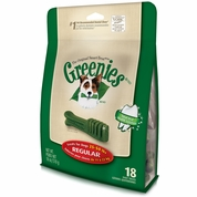 Greenies - Regular 18 Treat Pack (18 oz)
