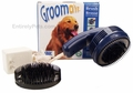 GroomAir Electric Grooming Brush