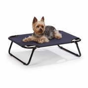 Guardian Gear Portable Pet Cot Medium - Navy