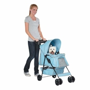 Guardian Gear Promenade Pet Strollers - Blue