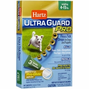 Hartz UltraGuard Pro Flea & Tick Drops for Dogs - 5-14 lbs