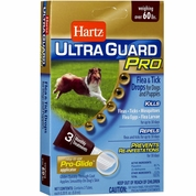 Hartz UltraGuard Pro Flea & Tick Drops for Dogs - 60-150 lbs