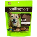 Herbsmith Smiling Dog Freeze-Dried Treats - Beef with Potatoes, Carrots & Celery