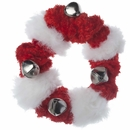 "Holiday Collar w/ Bell Large (9""-17"")"