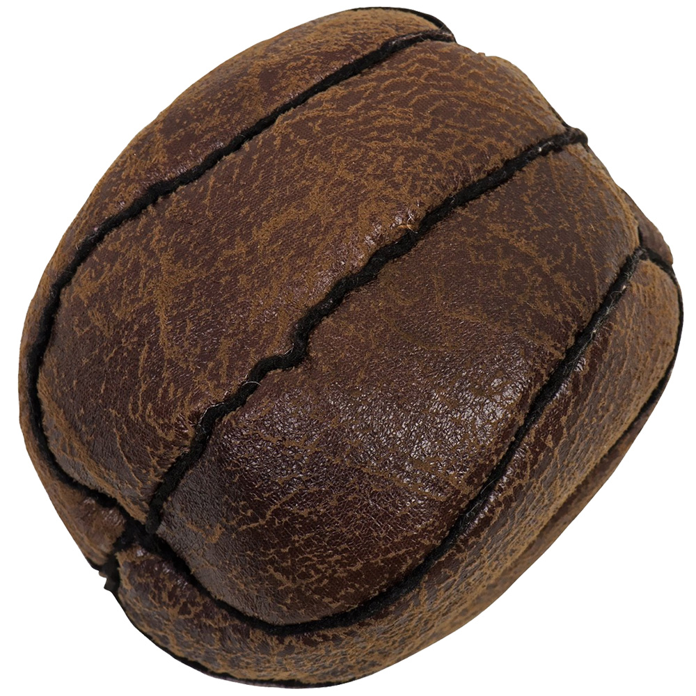 Howard Vintage Flat Basketball Dog Toy - Large