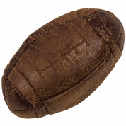 Howard Vintage Flat Football Dog Toy - Small