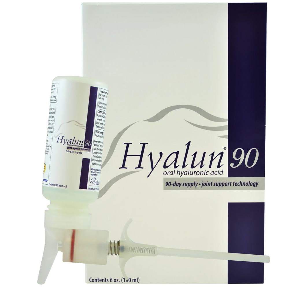 Hyalun 90 Oral Hyaluronic Acid 6 oz (180 ml)
