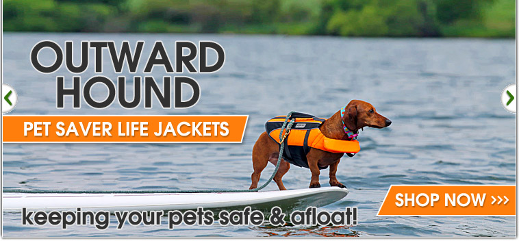 Outward Hound Life-Jackets