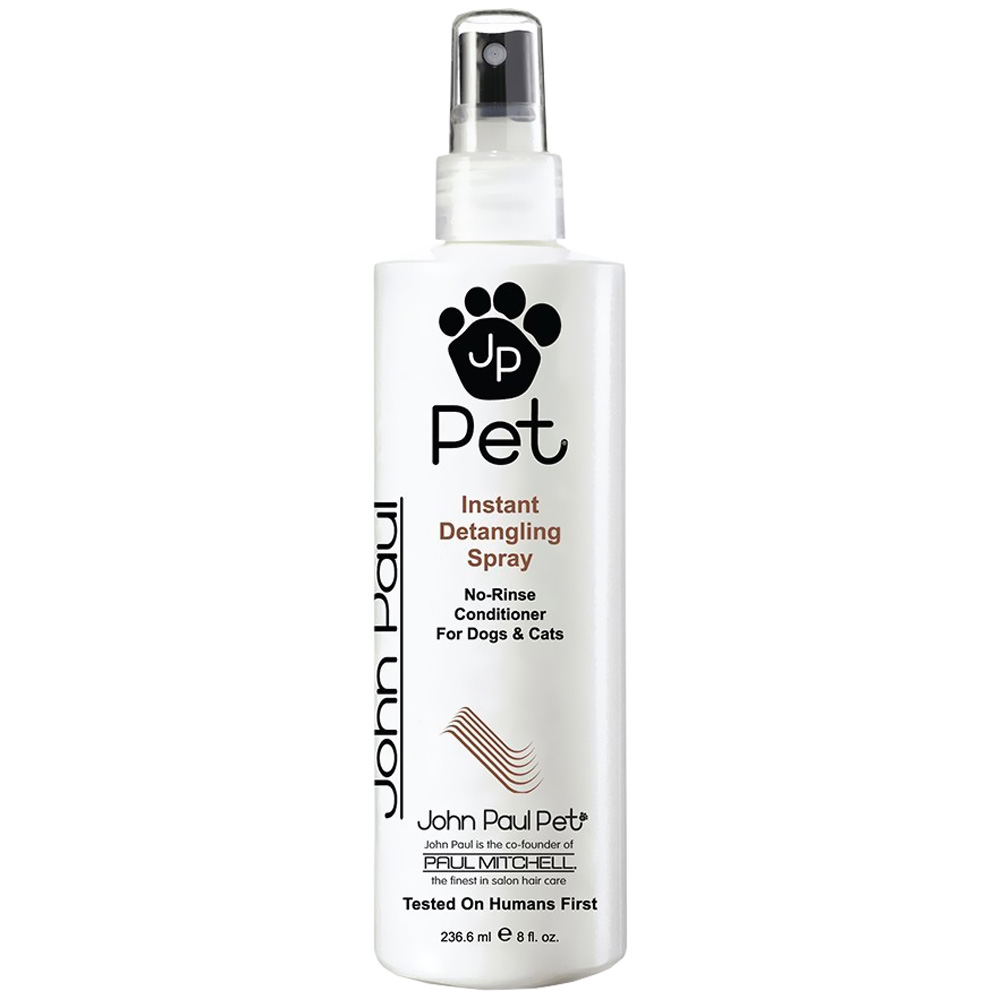 John Paul Instant Detangling Spray (8 oz)