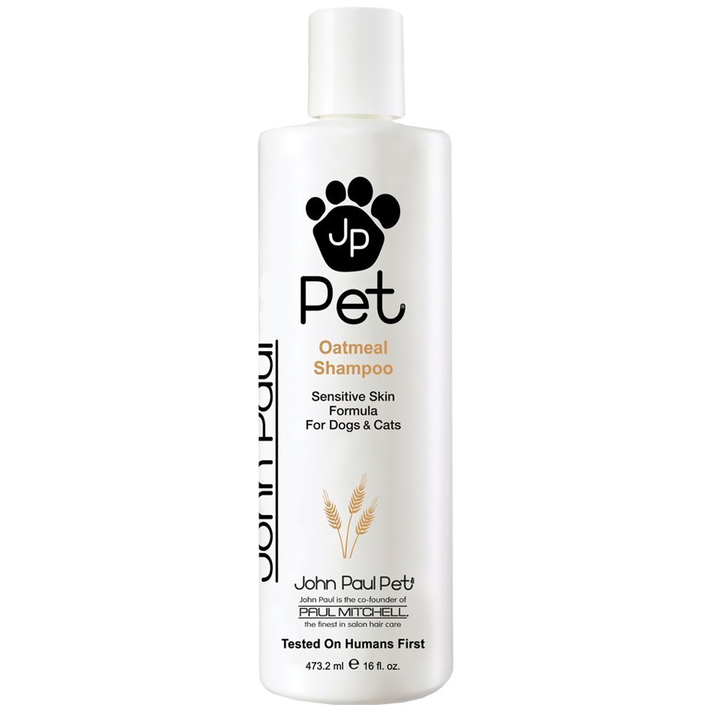John Paul Pet Oatmeal Shampoo (16 oz)