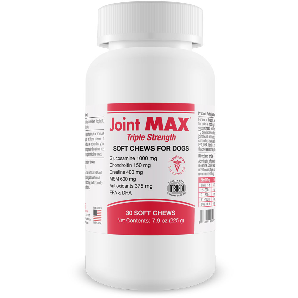 Joint MAX Triple Strength Soft Chews (30 Chews)