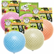 Jolly Pets Jolly Bounce-N-Play Dog Toy 6""
