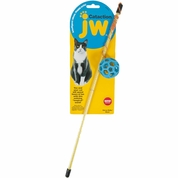 JW Pet Cataction Holee Roller Ball Wand