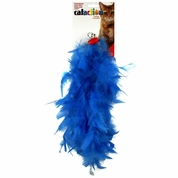 JW Pet Cataction Featherlite Catnip Boa (Assorted)