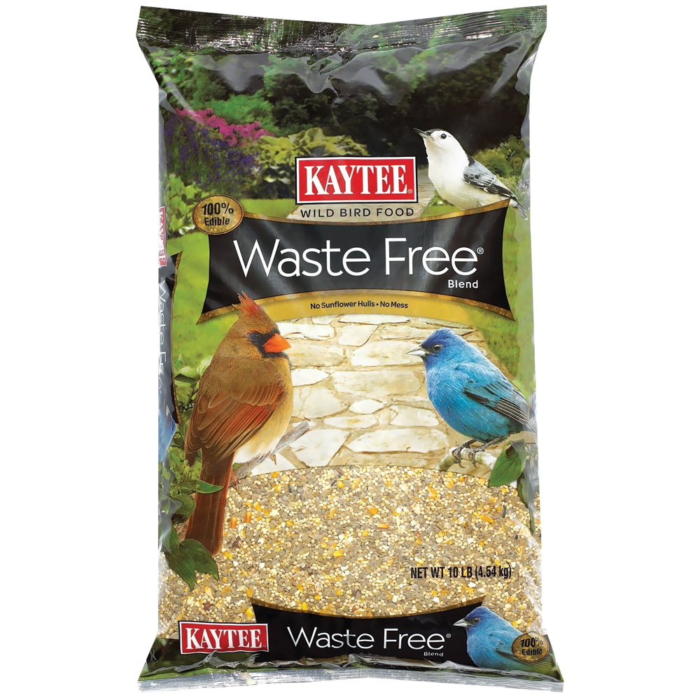 Kaytee Wild Bird Food Waste Free (10 lbs)