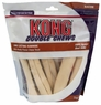 KONG Double Chews Bacon Rawhide - Retriever Roll (8 pack)
