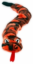 Kyjen Invincibles 6 Squeak Snake (Red/Black )