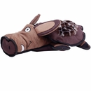 Kyjen Plush Puppies Lil' Rippers - Warthog