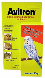 Lambert Kay Avitron Liquid Vitamin Supplement for Birds