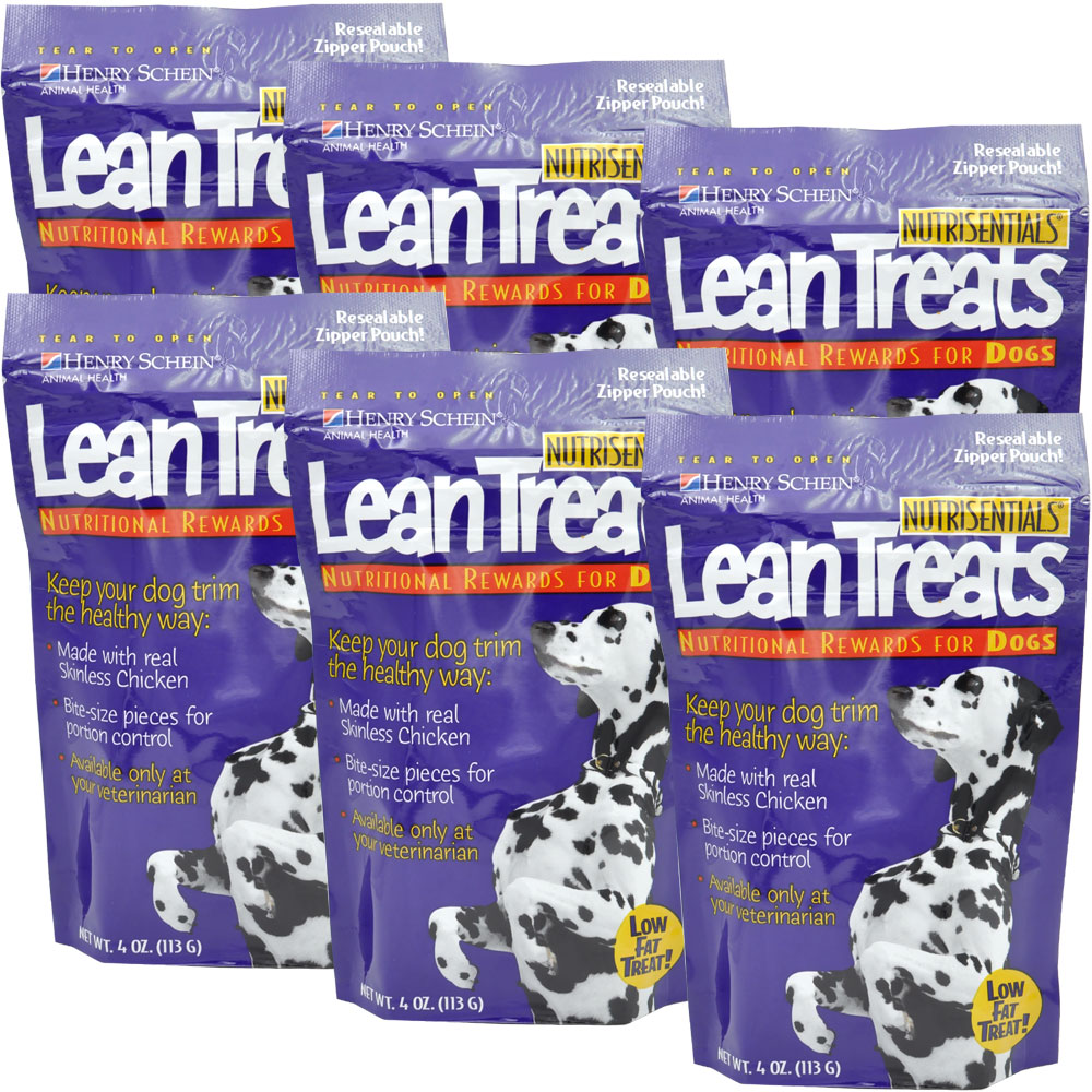Lean Treats for DOGS 6-PACK (1.5 lbs)