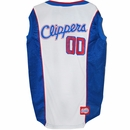 Los Angeles Clippers Dog Jerseys
