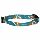 Miami Dolphins Dog Collars & Leashes