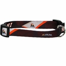 Miami Marlins Dog Collars & Leashes