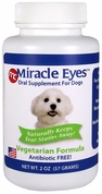 Miracle Eyes Tear Stain Remover - Vegetarian (2 oz)