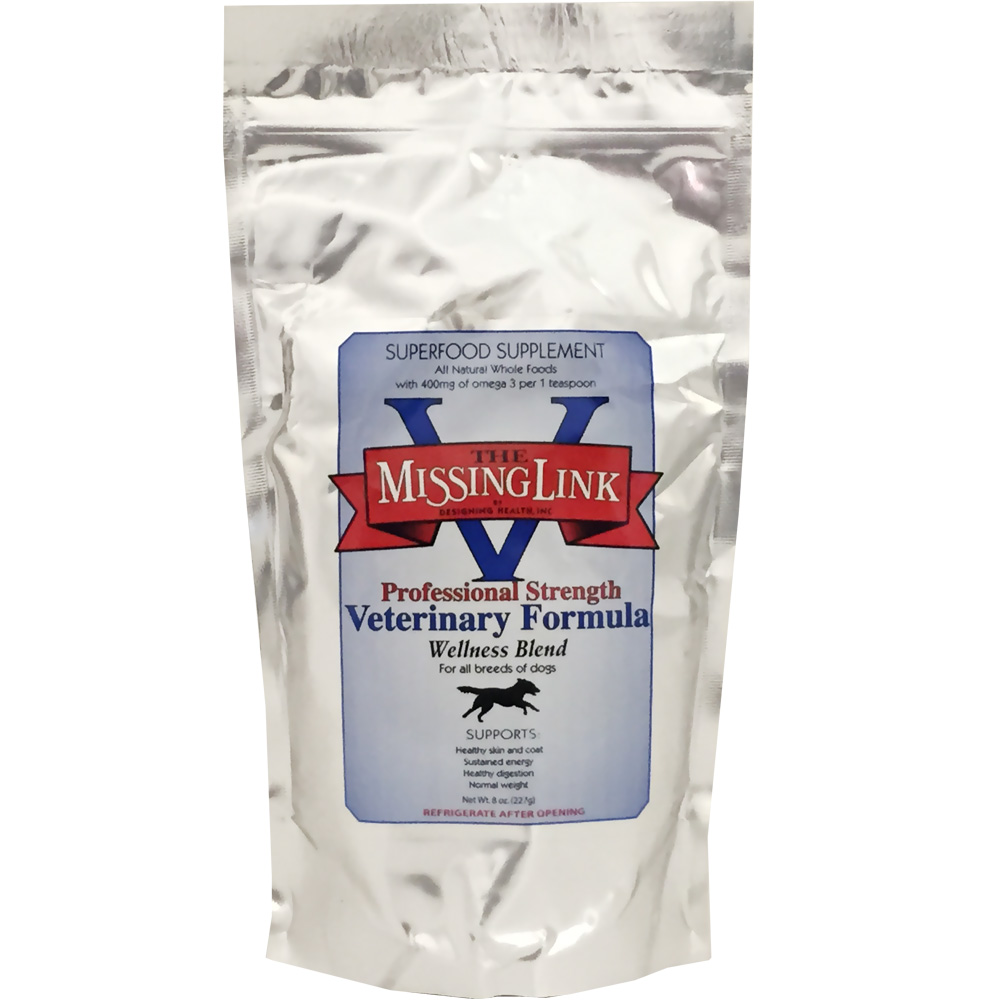 Missing Link Canine Veterinary Formula (8 oz)