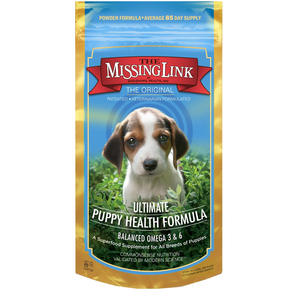 Missing Link Puppy Health Formula (8 oz)