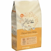 Muse Chicken, Egg & Pumpkin Cat Dry Food (4 lb)