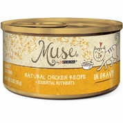 Muse Natural Chicken Cat Food in Gravy - Single