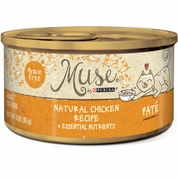 Muse Natural Chicken Cat Food Pate - Single