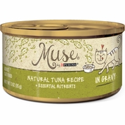 Muse Natural Tuna Cat Food in Gravy - Single