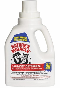 Nature S Miracle Laundry Detergent 60 Oz