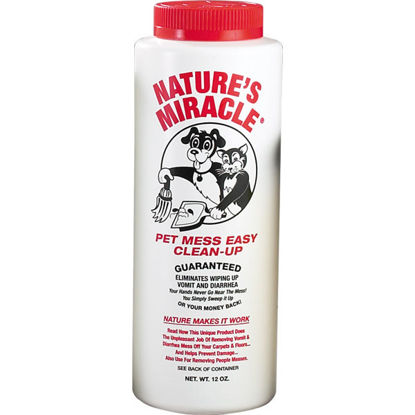 Nature's Miracle Pet Mess Clean-Up Kit (12oz)