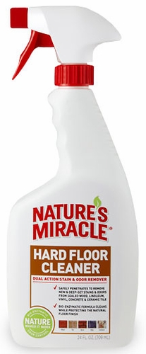 Nature S Miracle Hard Floor Cleaner